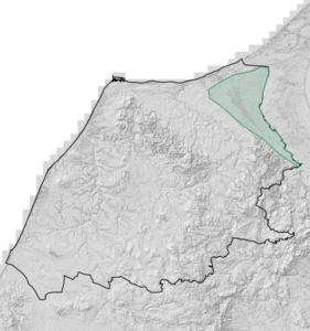 Figur 11 - Rimme og doppe landskabet