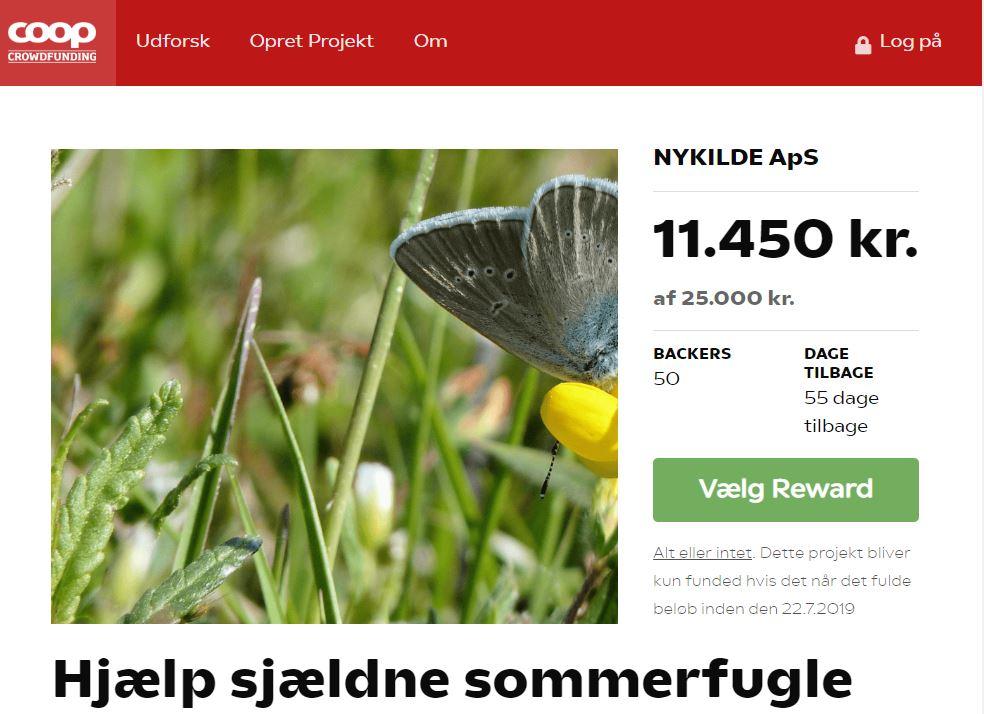 6ea32f04e9d NU kan du gøre noget – lig hér og nu – for at hjælpe naturen, specifikke  sjældne sommerfugle og derved også mange andre insekter.