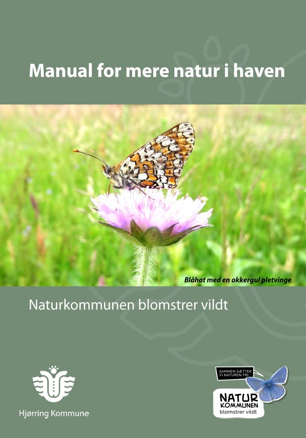 Download vores Manual for mere natur i haven